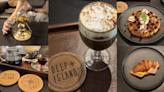 DEEP ISLAND COFFEE 深島咖啡,台灣大道旁風格咖啡廳,愛爾蘭咖啡可以動手烤杯很有趣,手沖咖啡、鬆餅也很推薦