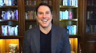 Nicholas Sparks talks about his new book, 'The Return'