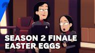 Star Trek: Lower Decks | Easter Eggs (S2, E10) | Paramount+
