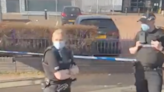 Man rushed to hospital with head injuries after robbery in Glasgow street