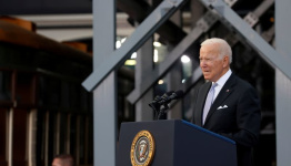 Biden, Democrats shred spending, tax plans to get a deal done