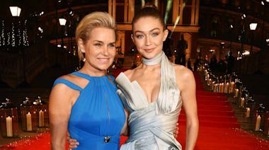 Yolanda Hadid Just Posted a New Photo of Gigi and Zayn's Baby—Along With a Sweet Note