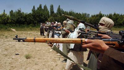 阿富汗現狀曝!塔利班掌權1個月「嚴管治安」 槍決綁架犯曝屍街頭