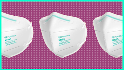 Stock up on KN95s after the updated CDC guidelines: These FDA-approved masks are on sale for $1.50 a pop at Amazon