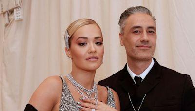 Fans think Rita Ora and Taika Waititi are engaged