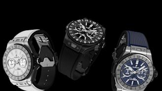 Hublot 推出售價 US$5,200 的 Big Bang e 智慧錶