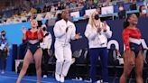 What Simone Biles Told Her Teammates When She Withdrew from the Rest of the Team Final