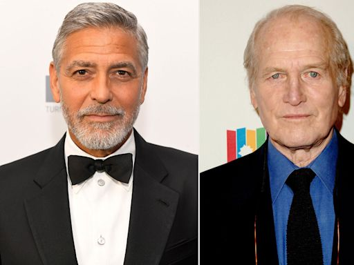 George Clooney Says He Almost Starred in 'The Notebook' with Paul Newman