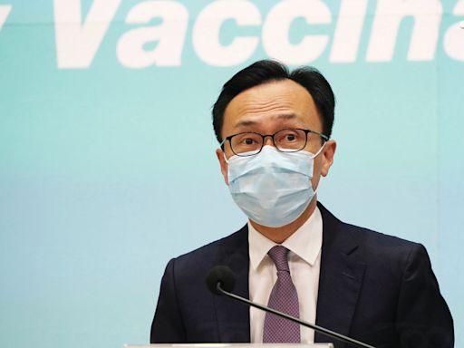【新冠疫苗】聶德權指正研究推出「長者即日籌」 另將推新一輪院舍外展接種計劃 - 香港經濟日報 - TOPick - 新聞 - 社會