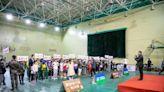 2021年瀋河區教育局中小學生第三屆「鵬羽杯」羽毛球比賽