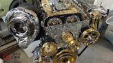 不光車,引擎也能「改外觀」!Toyota 2JZ-GTE「穿金戴銀」超狂式樣!