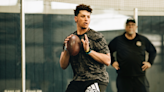 Patrick Mahomes Doesn't Take a Day Off