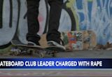 Sexual assault charges filed against Philadelphia youth skateboarding club leader