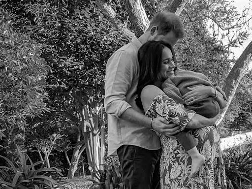 Archie turns 2: Prince Harry, Duchess Meghan post new picture, royals pay tribute