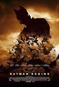 Batman Begins (2005, PG-13)