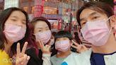 陶晶瑩實現女兒逛街願望 意外遇到老朋友「1舉動」逼哭網