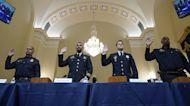 Media embrace Capitol cops