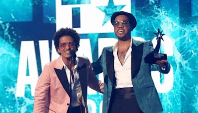 The Bruno Mars/Anderson .Paak Silk Sonic debut album has a release date