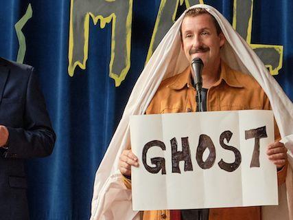 Adam Sandler Packed 'Hubie Halloween' With 'Billy Madison' Easter Eggs