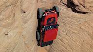 How Jeeps climb 'verticals'
