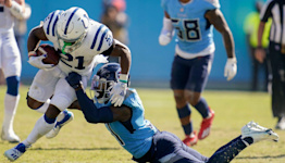 Studs and duds from Colts' 25-16 loss to Titans