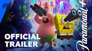 The SpongeBob Movie: Sponge on the Run | Official Trailer | Paramount+ Original