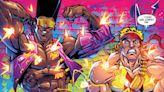 New Kickstarter comic Beef Bros combines '80s action aesthetics with solidarity politics