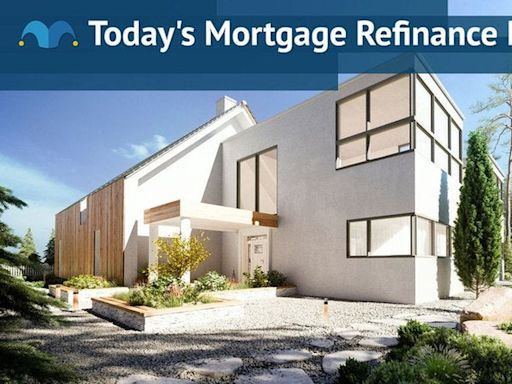 Today's Mortgage Refinance Rates -- April 13, 2021: Rates Fall