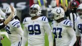 Colts' over/under win total set at 10 for 2021 season