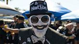 Raiders fans, celebrities come out for Monday Night Football — BLOG