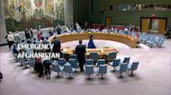 Emergency Afghanistan meeting at UN