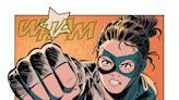 Whistle, Gotham City's latest superhero, is Jewish
