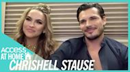 Chrishell Stause Wishes 'DWTS' Judging Was More 'Positive'