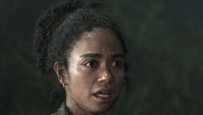 'The Walking Dead' star Lauren Ridloff made a small request for Sunday's big reveal that makes it even more emotional