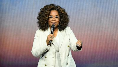 Oprah Winfrey opens up about 'big' interview faux pas: 'I cringe to even think that I asked that question'