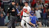 Braves vs. Dodgers: Joc Pederson continues 'Joctober' with 454-foot homer off Max Scherzer in NLCS Game 2