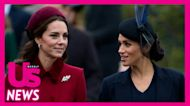 Meghan Markle and Duchess Kate Are 'Closer Than Ever' After Rocky Year