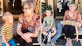Jill Duggar shares sweet photos of sons with husband Derick's mom Cathy