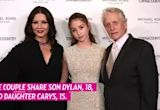 Michael Douglas Meets 1-Month-Old Grandson for 1st Time Amid COVID Pandemic