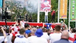 'Horrific' Wembley scenes will not derail UK and Ireland World Cup bid, MPs told