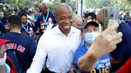Biden and New York mayoral candidate Eric Adams to hold talks on surge in nationwide gun violence