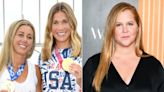 Amy Schumer, Mr. T and Lance Bass! April Ross and Alix Klineman React to Their New Celebrity Fans