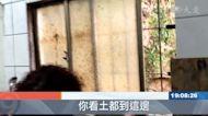 連日大雨不斷 台南龍崎土石流衝進民宅
