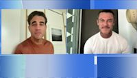 Luke Evans and Bobby Cannavale talk about 'Nine Perfect Strangers'