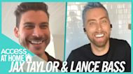 Lance Bass Says *NSYNC Reunion Isn't Happening, But 'There's Always An Open Door'