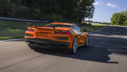 2023 Corvette Z06 revealed with the most powerful production NA V8 in history
