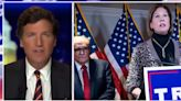 Tucker Carlson calls out Trump's election lawyer for refusing to show evidence supporting the president's baseless voter-fraud claims