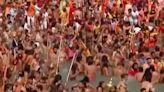 印度新冠疫情單日增逾31萬例 民眾繼續玩沒在怕