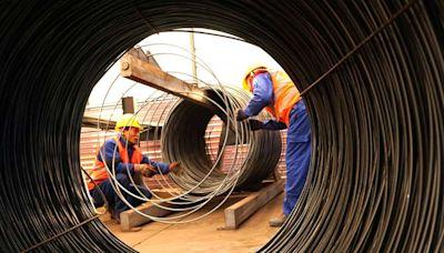 電力緊缺!陸9月鋼鐵日產量為近3年新低 - 工商時報