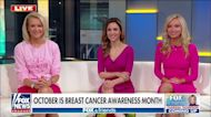 Fox News women open up about breast cancer diagnoses